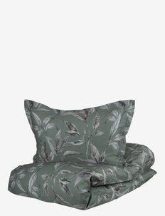 Memo - pillowcases - green