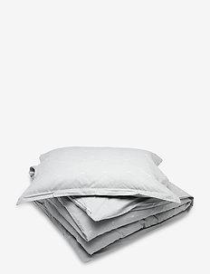Diablo - parures de lit - grey