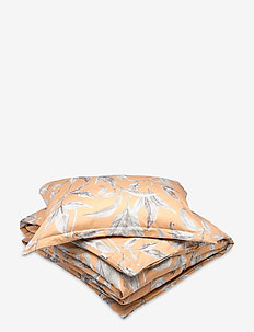Memo - bedding sets - cognac