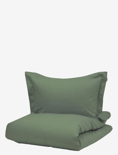 Turistripe - sengesett - dark green
