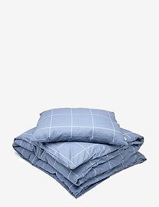 Fredrik - pillows & duvets - blue
