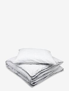 Fredrik - pillows & duvets - grey