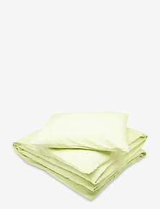 Fredrik - bedding sets - light green
