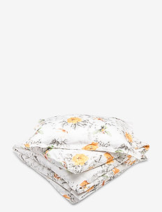 Molly - bedding sets - orange