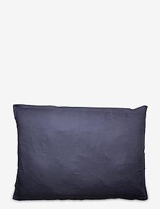 Turistripa GOTS DARK BLUE - kussenslopen - dark blue
