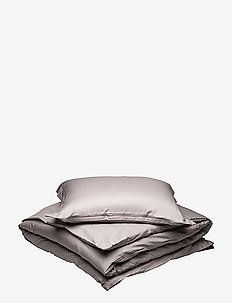Turistripe - bedding sets - light grey