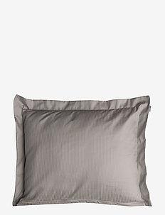 Turistripe Pillowcase - pillowcases - light grey