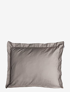 Turistripe Pillowcase - putetrekk - light grey
