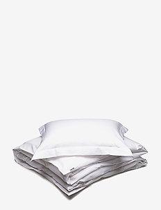 Turistripe - bedding sets - white