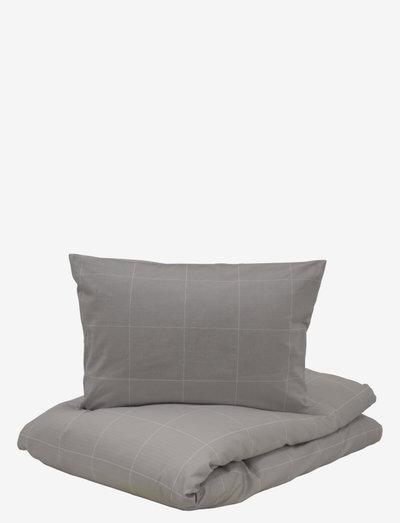 Fredrik - parures de lit - grey