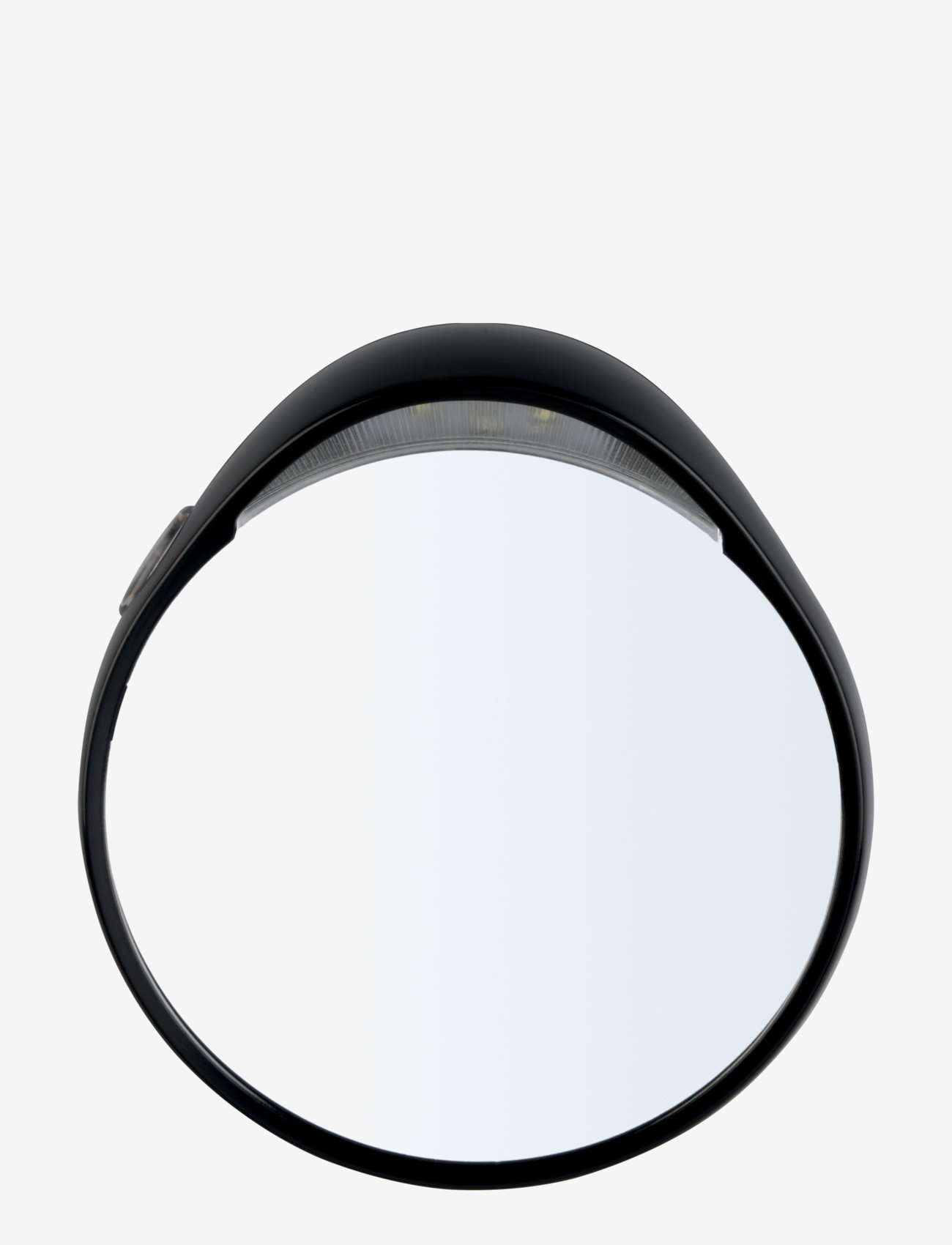 Tweezerman - Tweezermate 10X Lighted Mirror - Øjenbryn - no color - 0