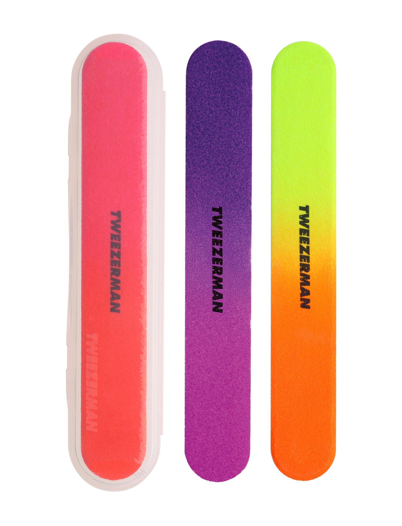 Neon Filemates - Tweezerman