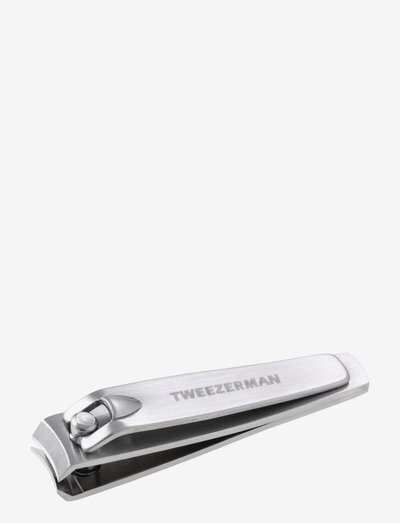 Stainless Steel Fingernail Clipper - nageltillbehör - no color