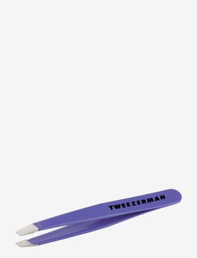 Mini Slant Tweezer Lovely Lavendar - makeupværktøj - no color