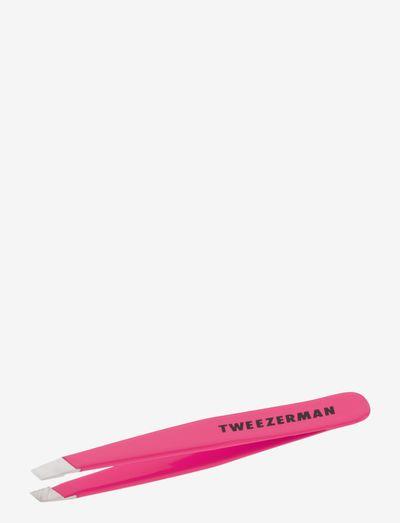 Mini Slant Tweezer Flamingo - sminkverktyg - no color
