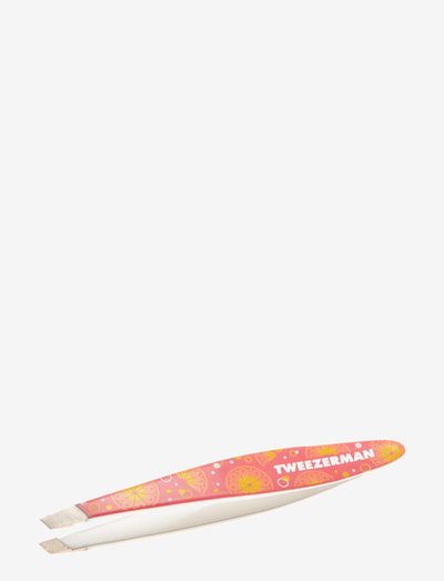 Mini Slant Tweezer Pink Lemonade - Øjenbryn - no color