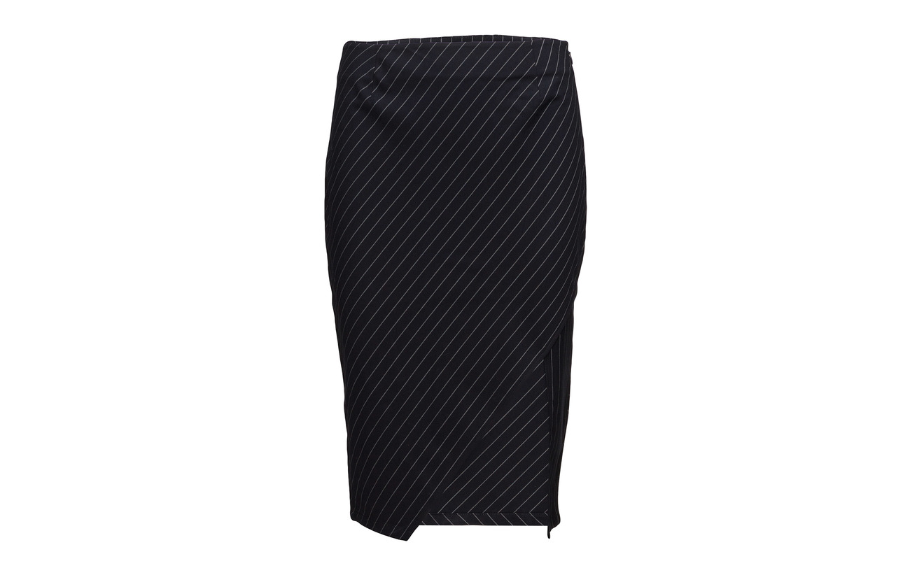 Elastane Whitney Pin Stripe Polyester amp; 68 Twist Navy 30 Skirt 2 Viscose Tango EOX7xFwCq