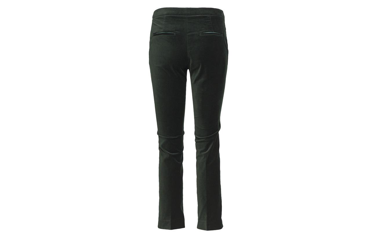6 4 Twist 98 1 Elastane Black Coton Bibbi amp; Tango Trousers gwrYxgqz1