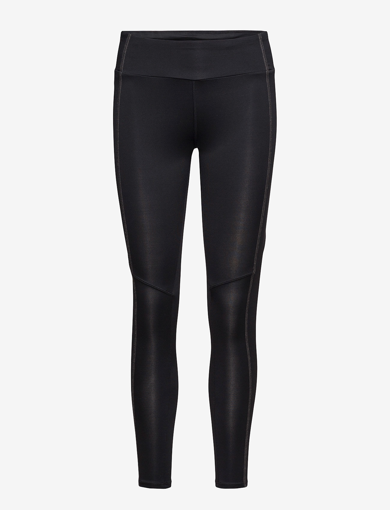 Twist & Tango - Be Running Tights - löpnings- och träningstights - black - 0