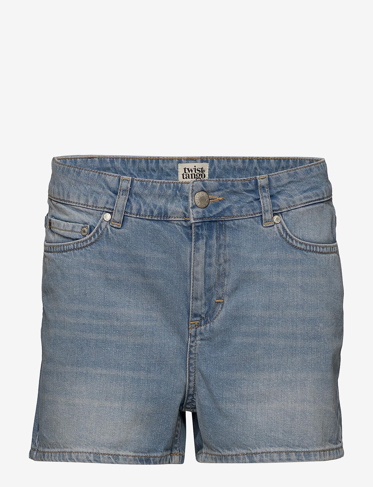 Twist & Tango - Aina Shorts - bermuda-shortsit - lt blue - 0