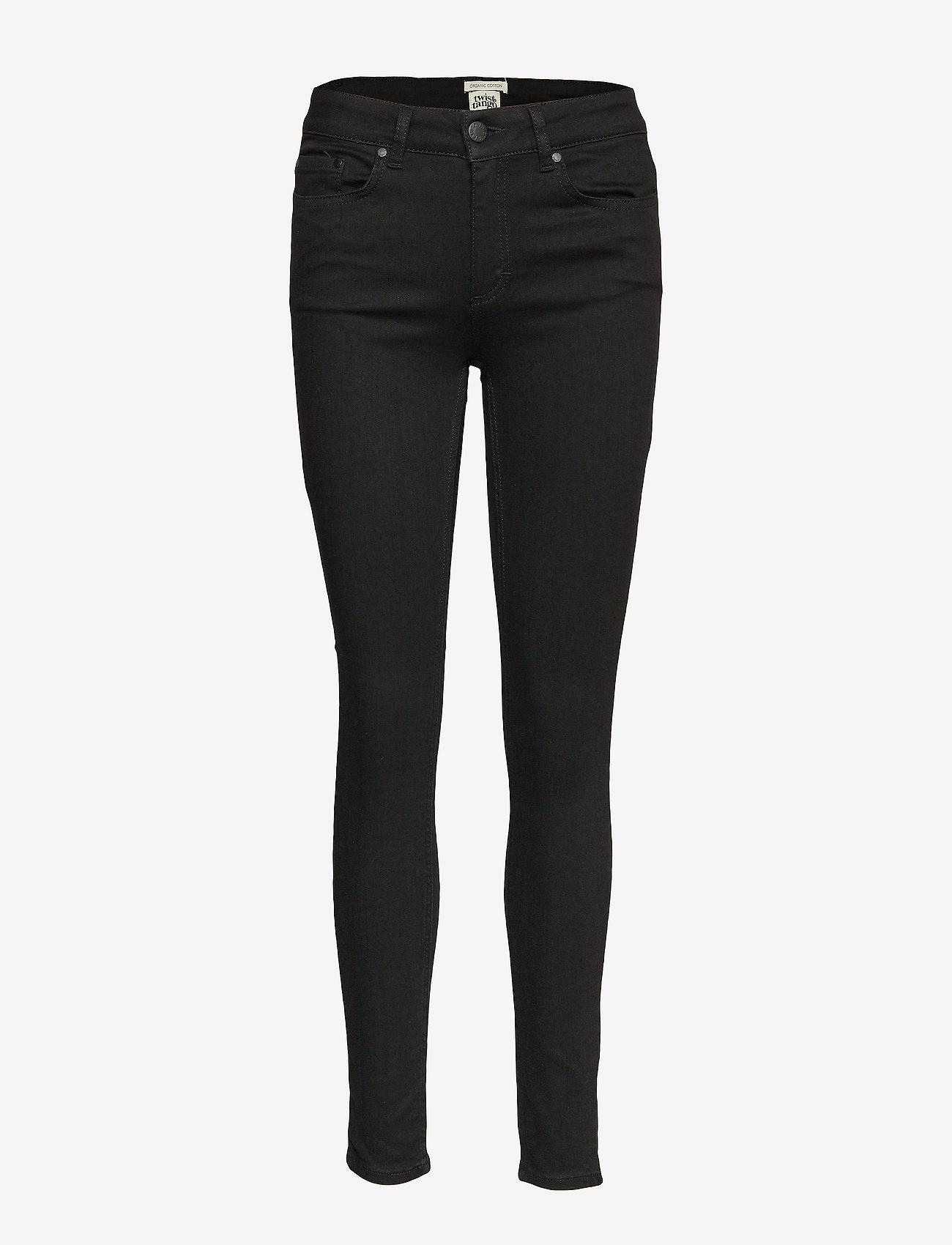 Twist & Tango - Julie Jeans Black - skinny jeans - black - 0