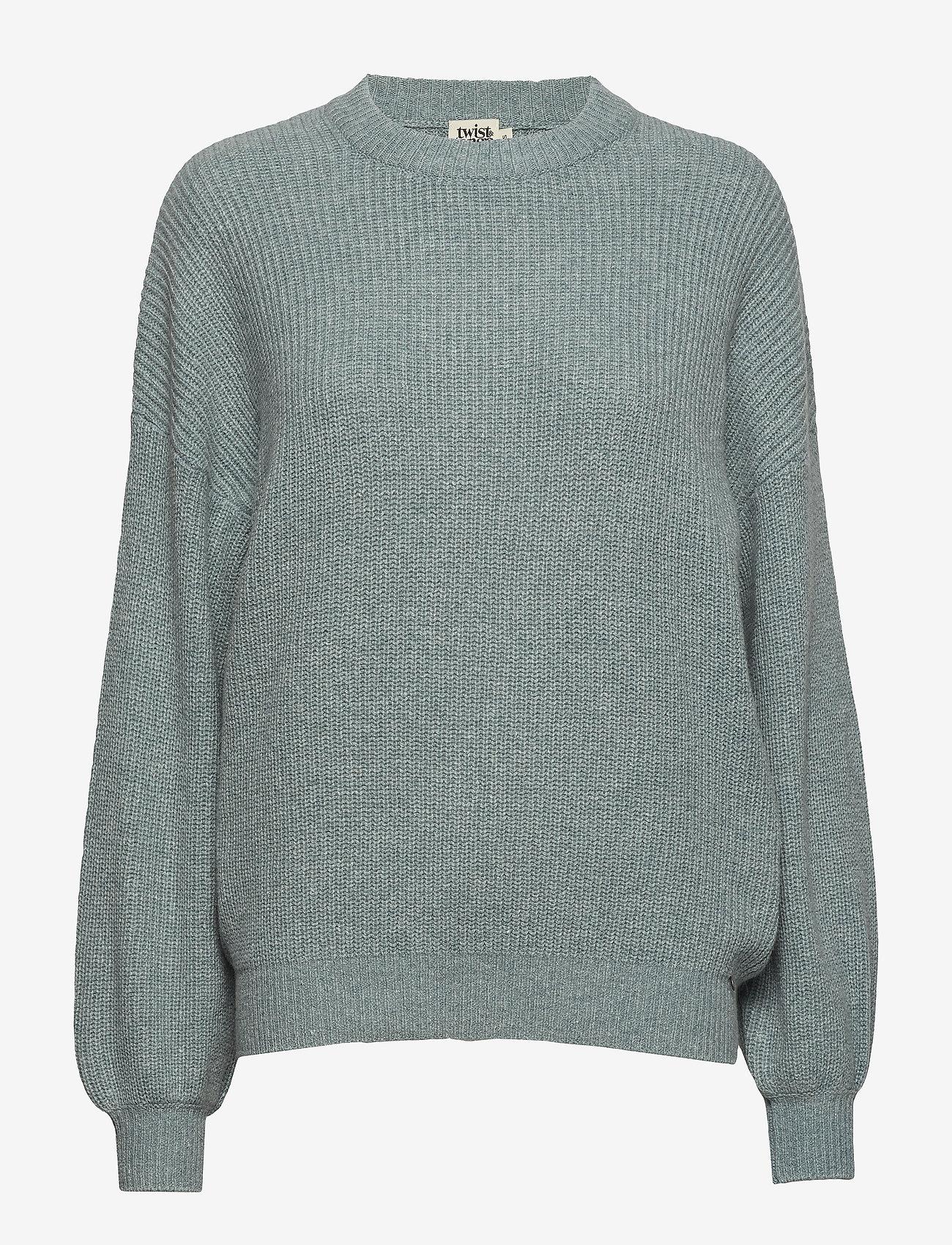 Twist & Tango - Sonja Sweater - jumpers - mint