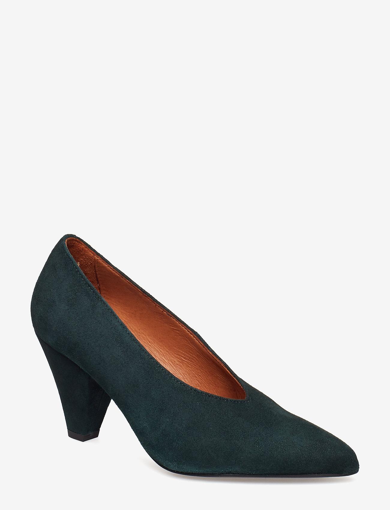 Twist & Tango - Rio Heels Blackish Green - klassiske pumps - green - 1