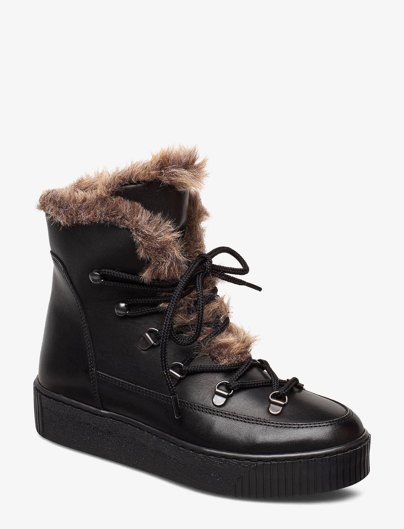 Twist & Tango - Whistler Boots - platte enkellaarsjes - black - 0