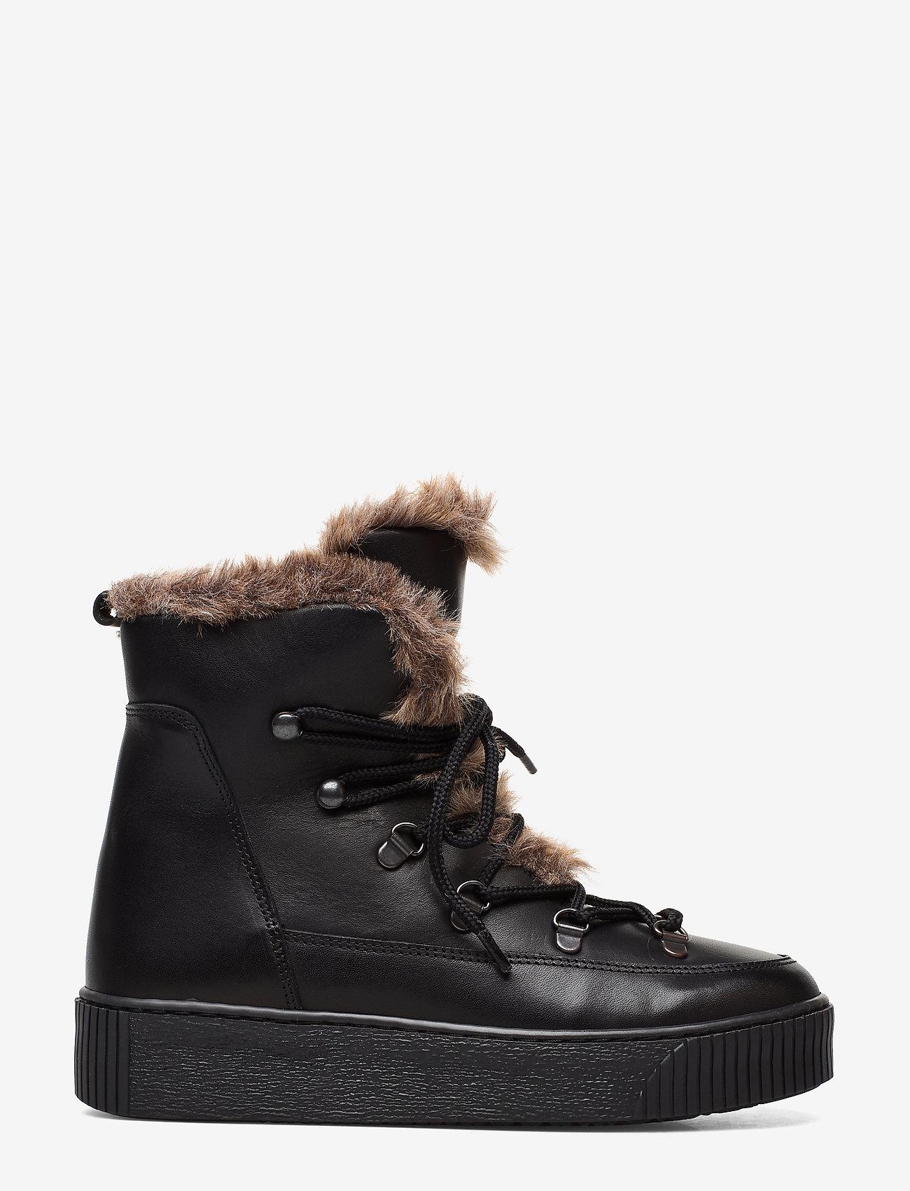 Twist & Tango - Whistler Boots - platte enkellaarsjes - black - 1