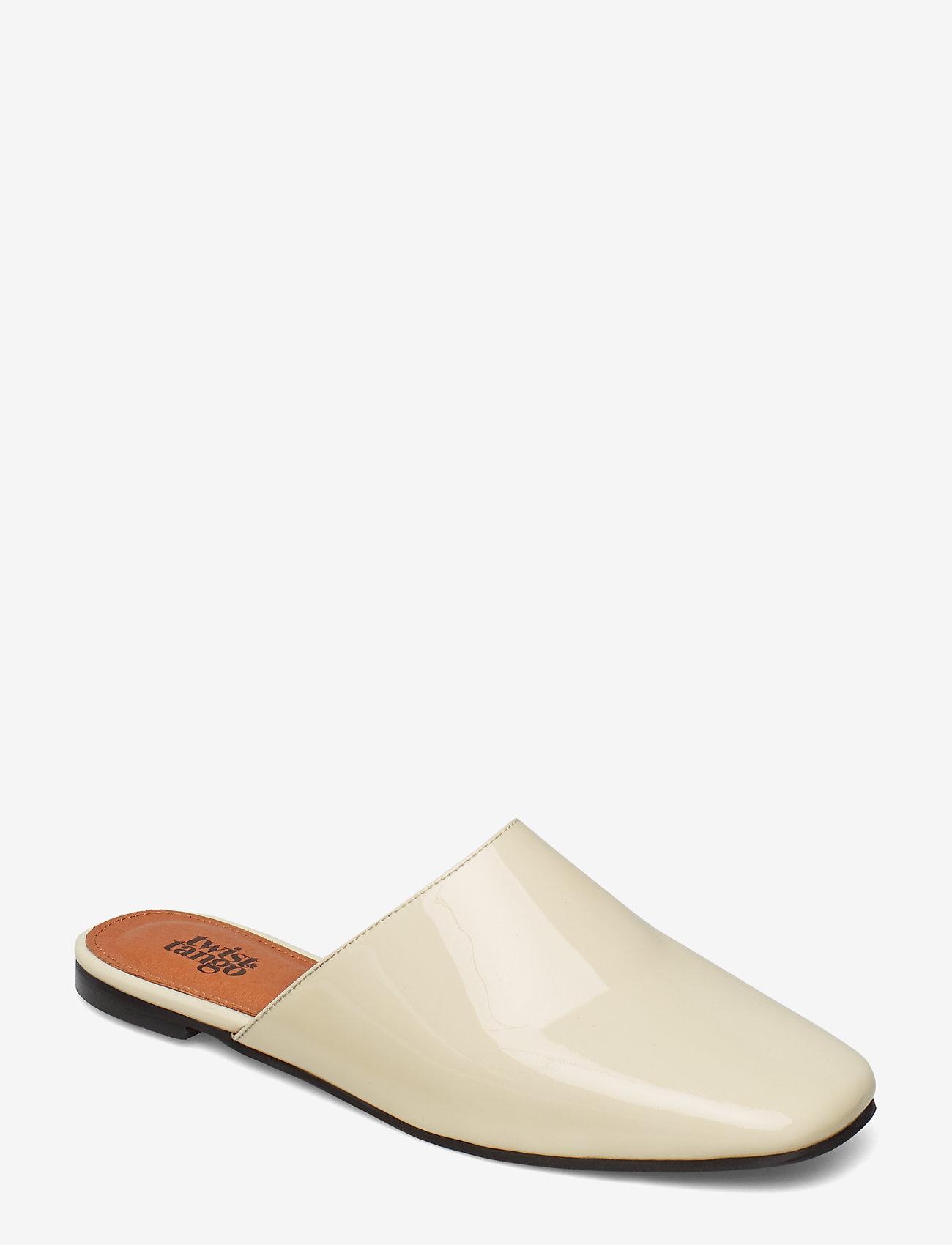 Twist & Tango - Cannes Slip In - flade sandaler - ecru - 0