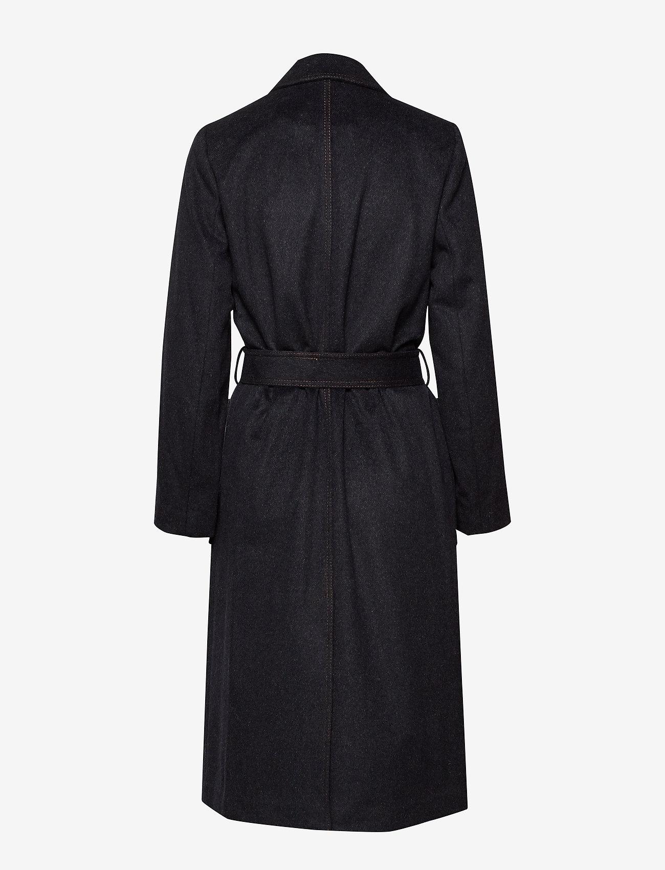Twist & Tango - Lilian Coat - manteaux en laine - dark grey - 1