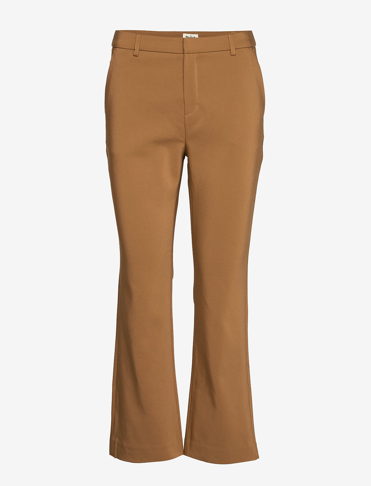 Twist & Tango - Simone Trousers - wide leg trousers - cinnamon - 0
