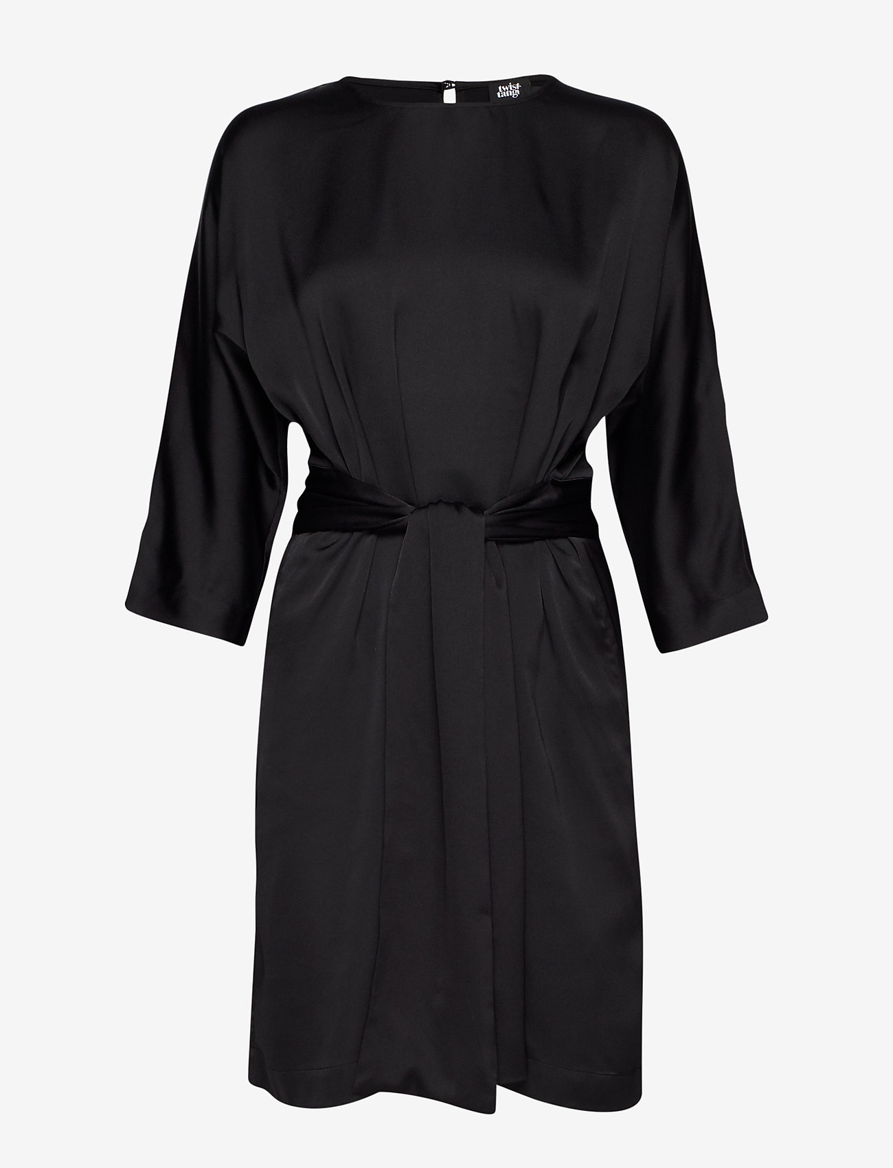 Twist & Tango - Angelica Dress - sukienki do kolan i midi - black - 1