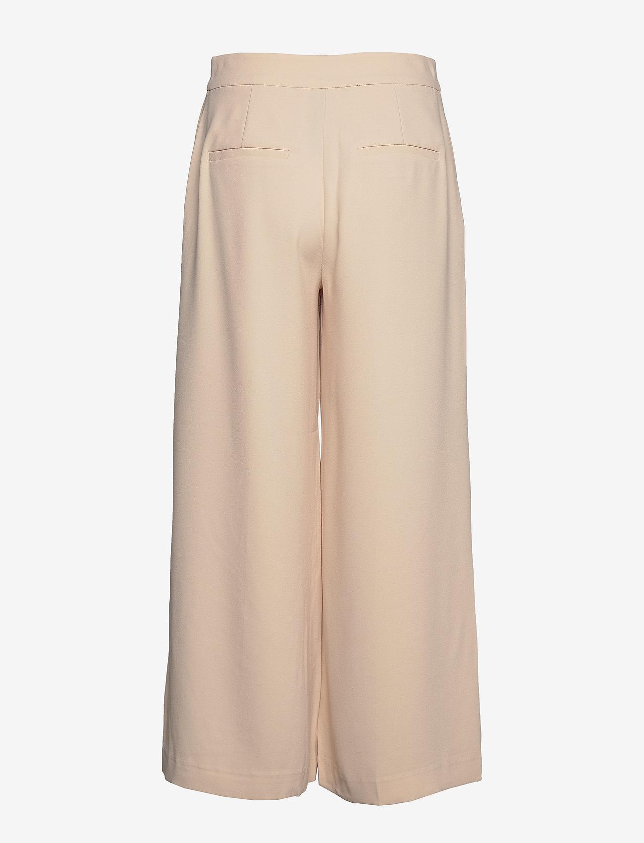 Twist & Tango - Louise Trousers - wide leg trousers - blush - 1