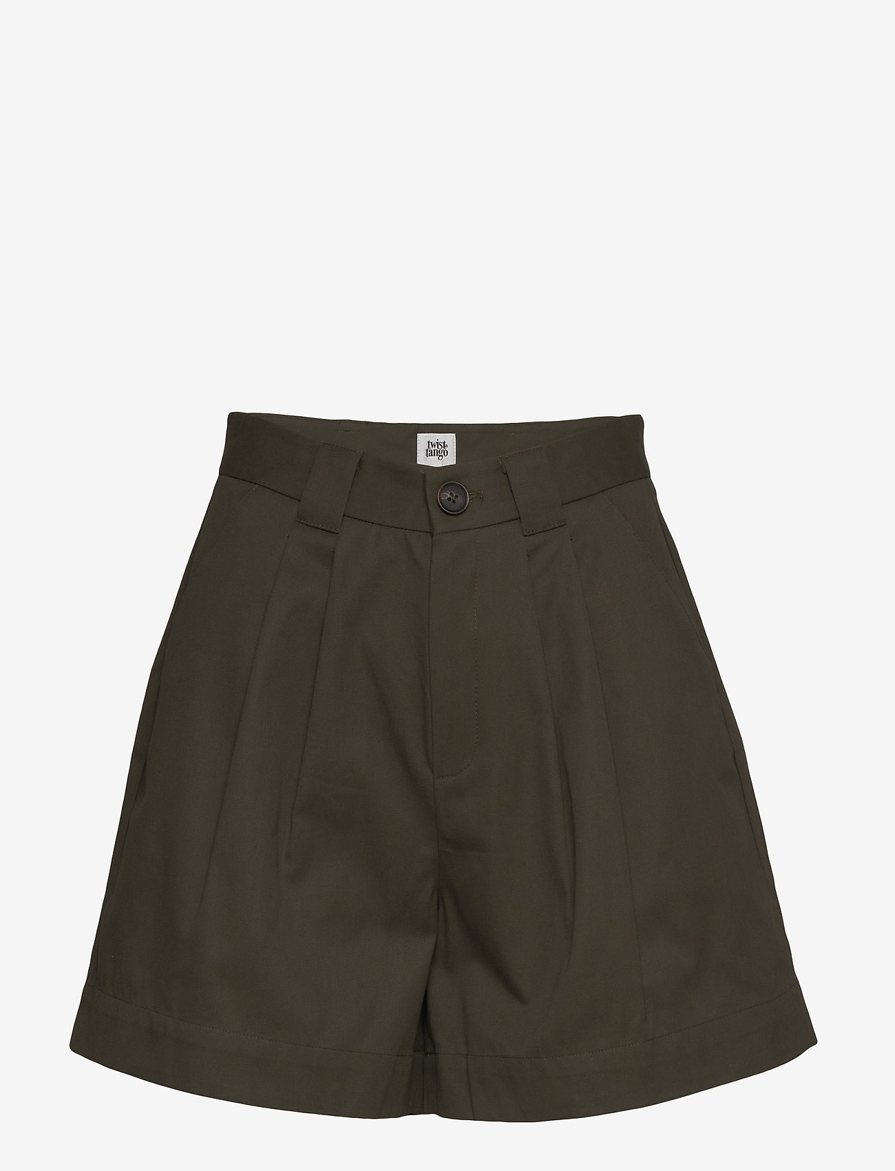 Twist & Tango - Neah Shorts - casual shorts - dark khaki - 1