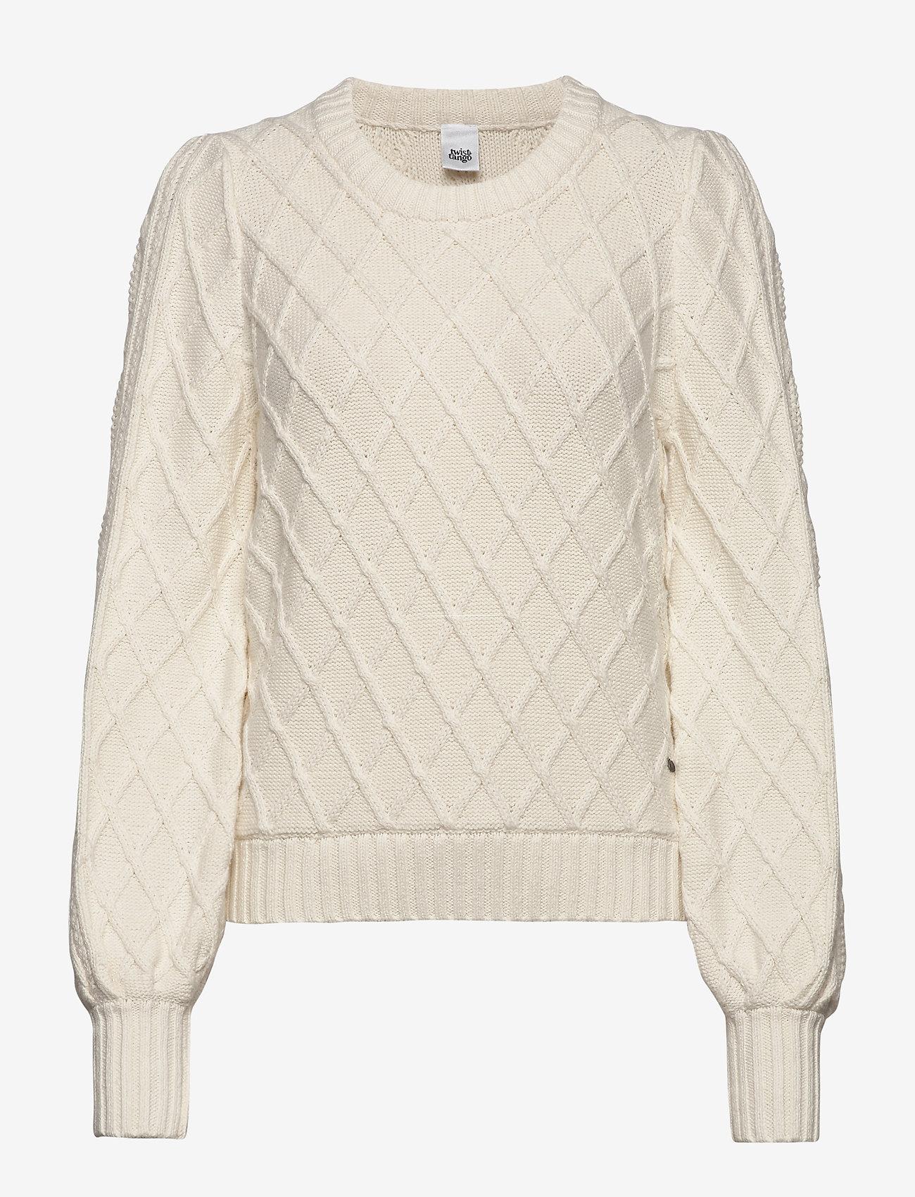 Alva Sweater (Eggshell) - Twist & Tango h5zMOh