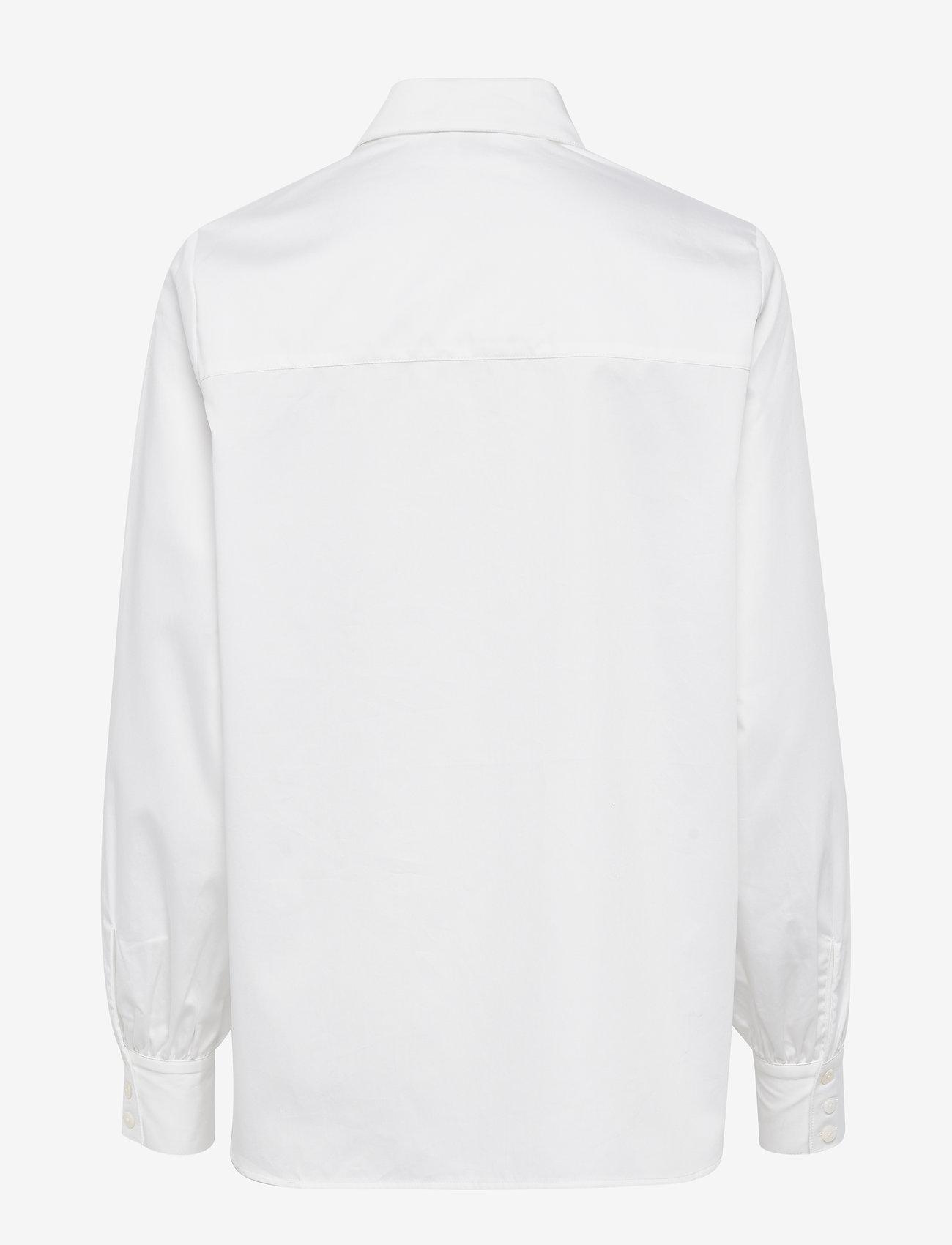 Twist & Tango - Sophie Shirt - långärmade skjortor - white - 1