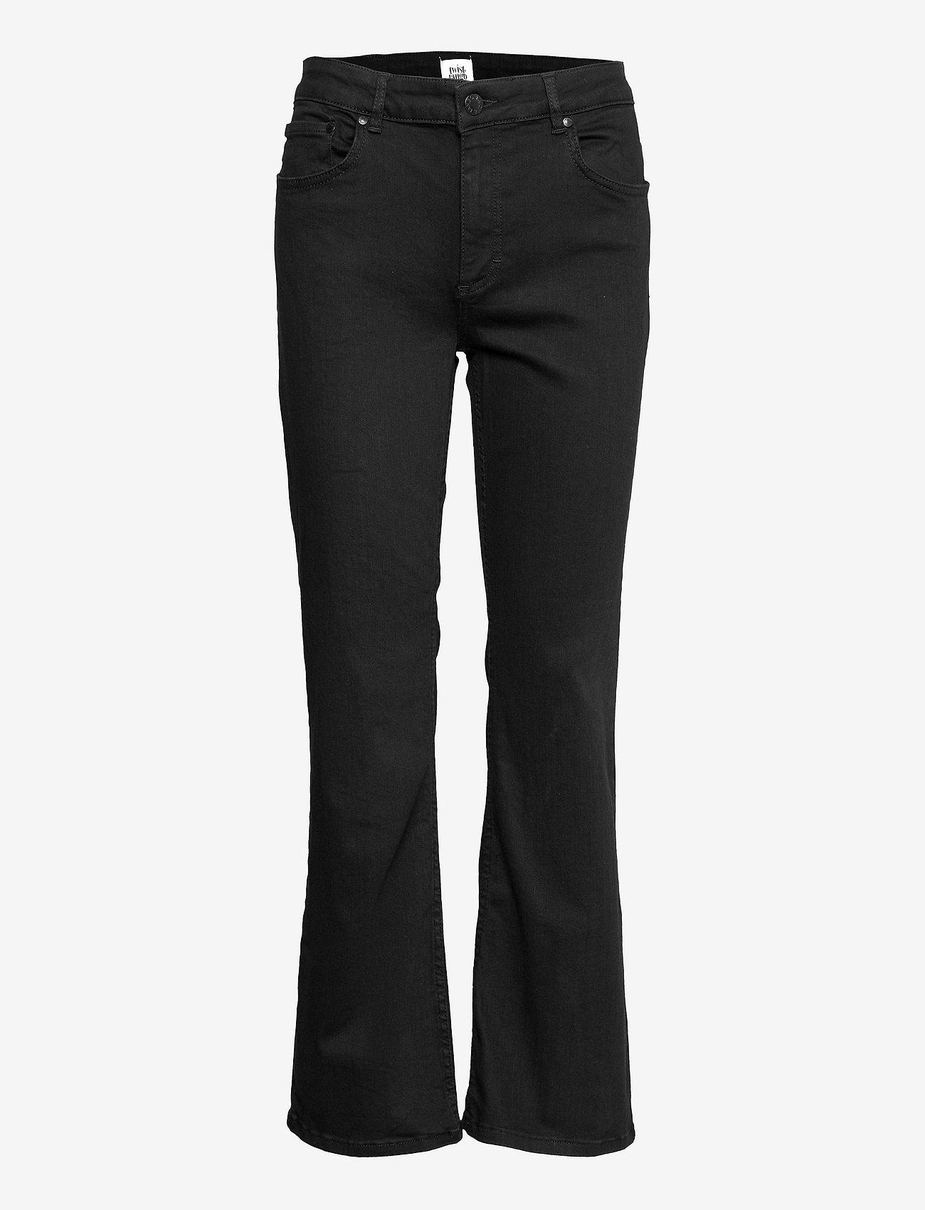 Twist & Tango - Jo Jeans Skinny - schlaghosen - skinny black - 0