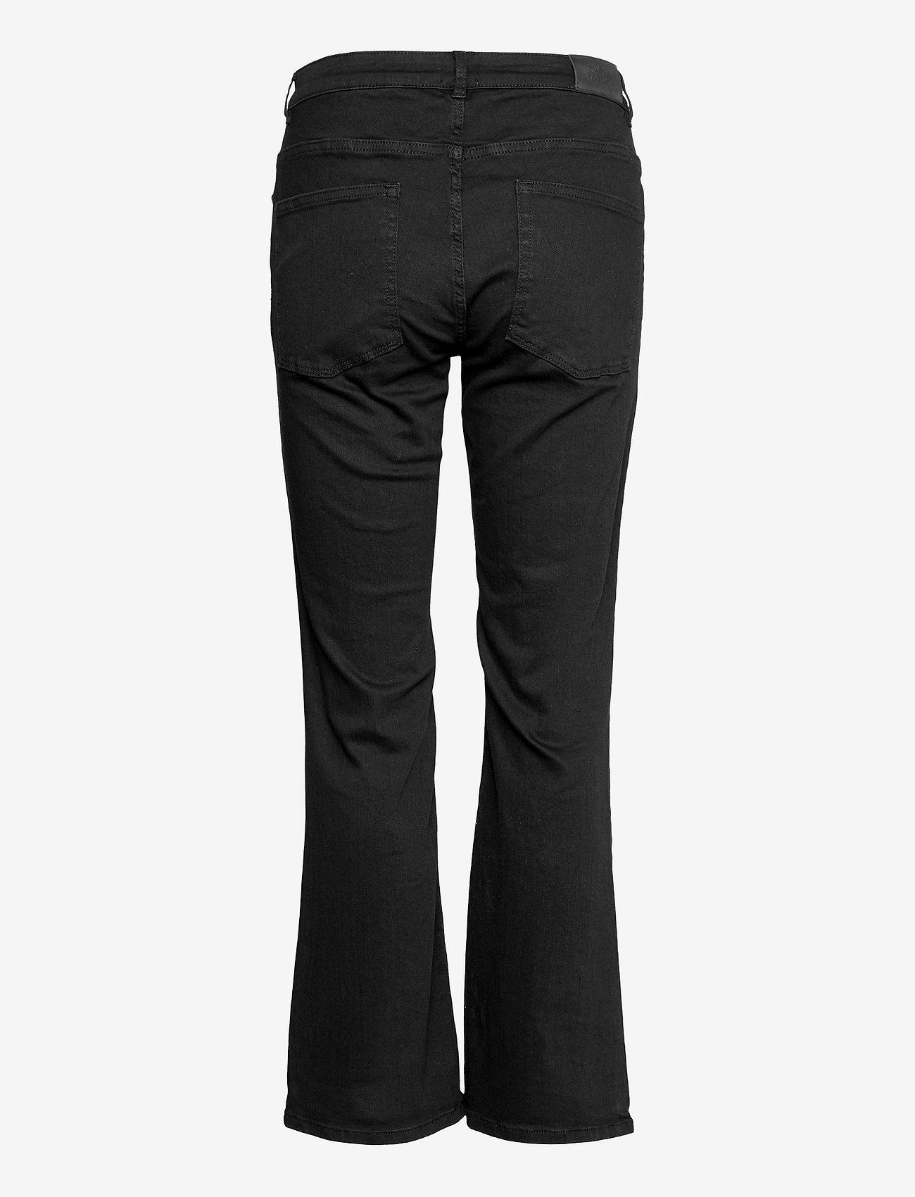 Twist & Tango - Jo Jeans Skinny - schlaghosen - skinny black - 1