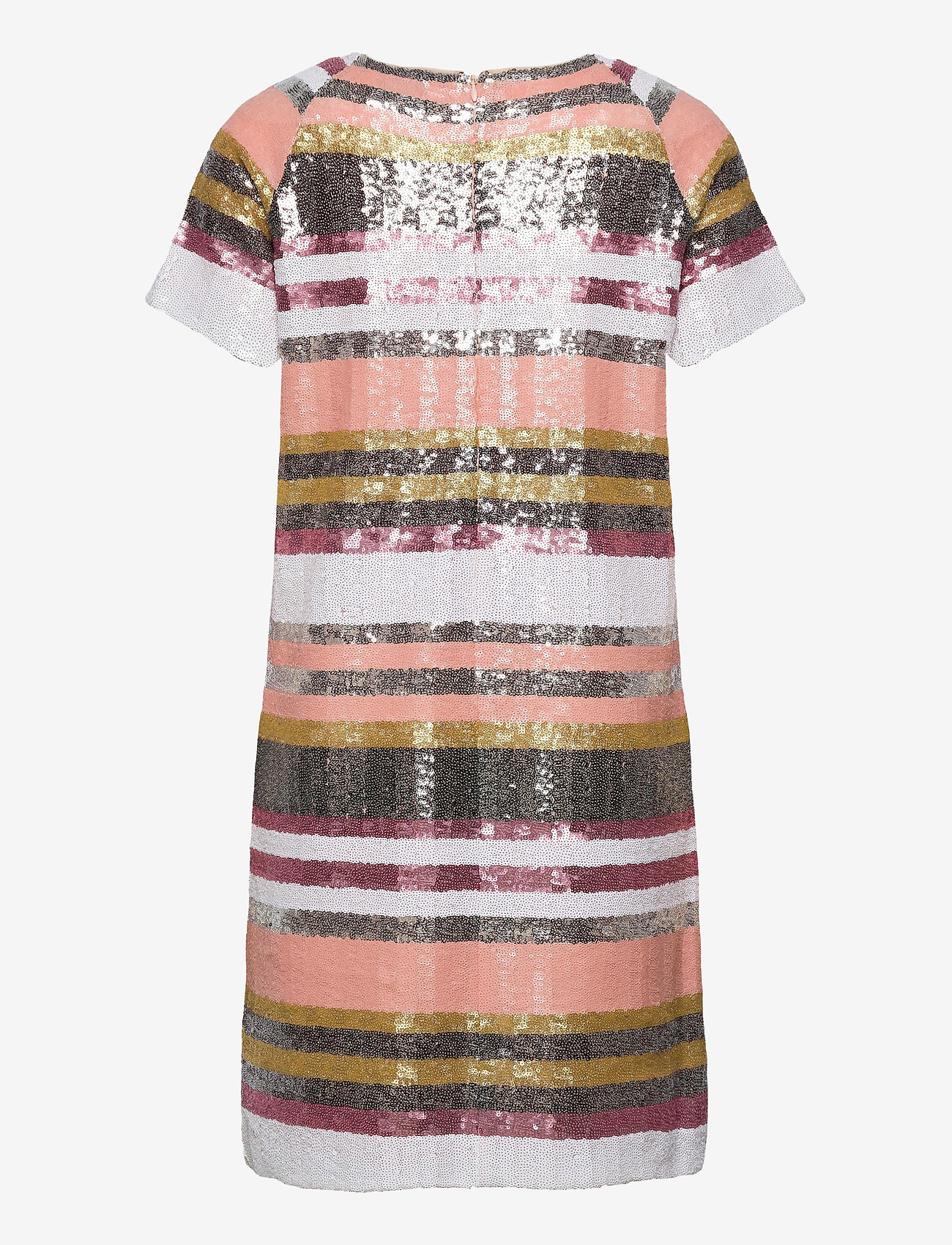 Twist & Tango - Pernilla Sequin Dress - paljettkjoler - sequin stripe - 1