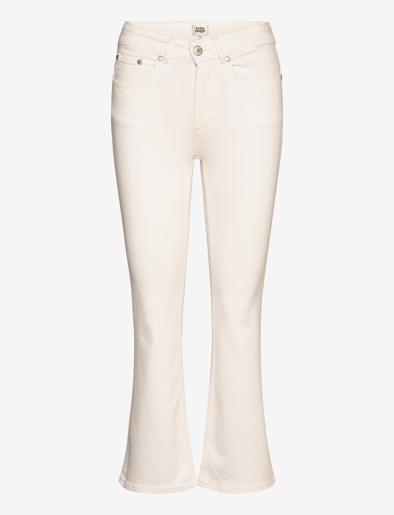 Twist & Tango - Jo Jeans - schlaghosen - white - 0