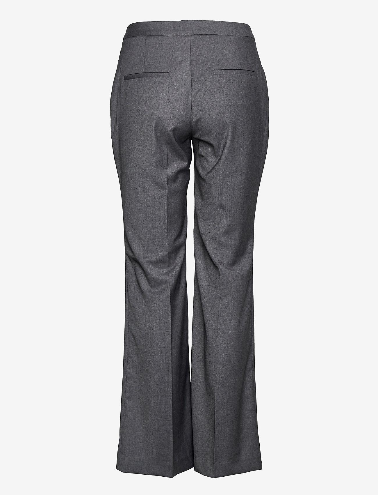 Twist & Tango - Lucinda Trousers - wide leg trousers - steel - 1