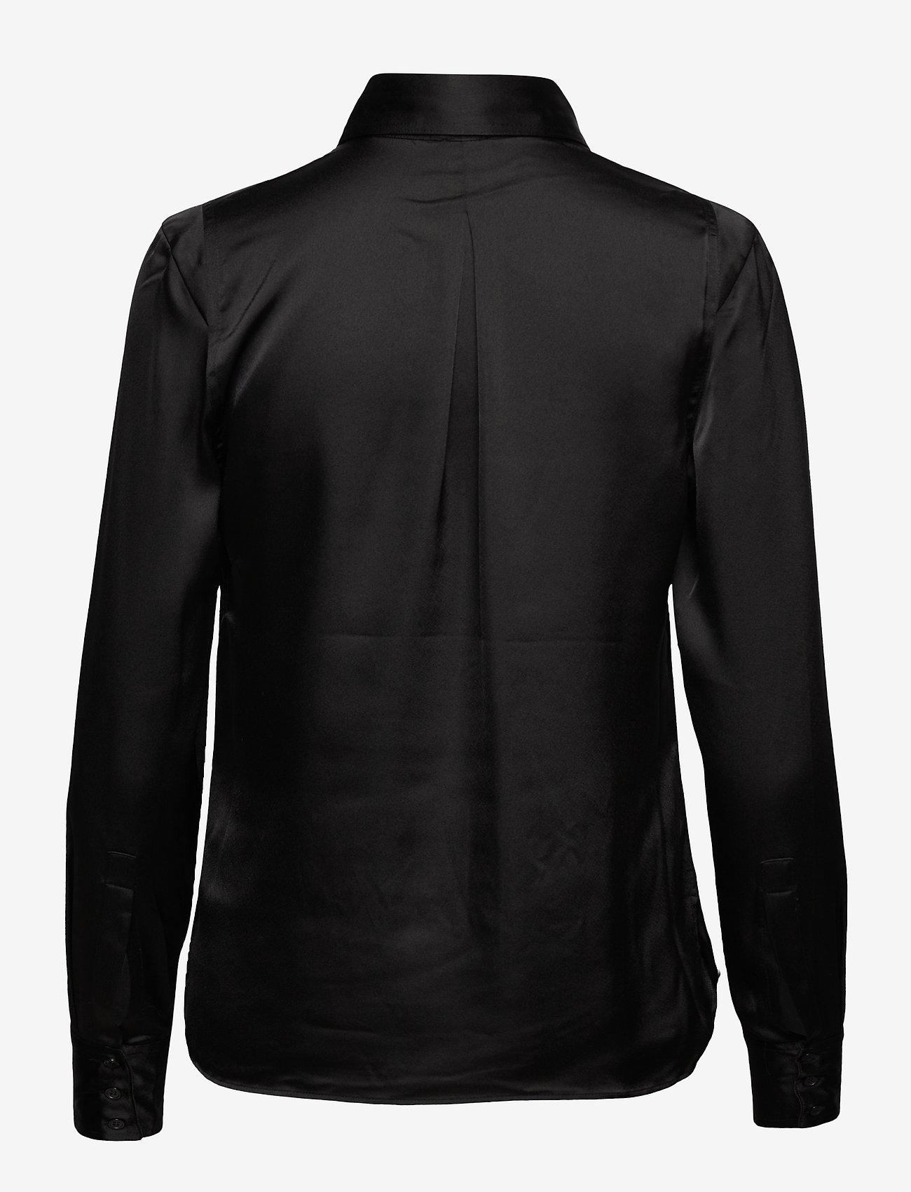 Twist & Tango - Peggy Shirt - blusar & skjortor - black - 1