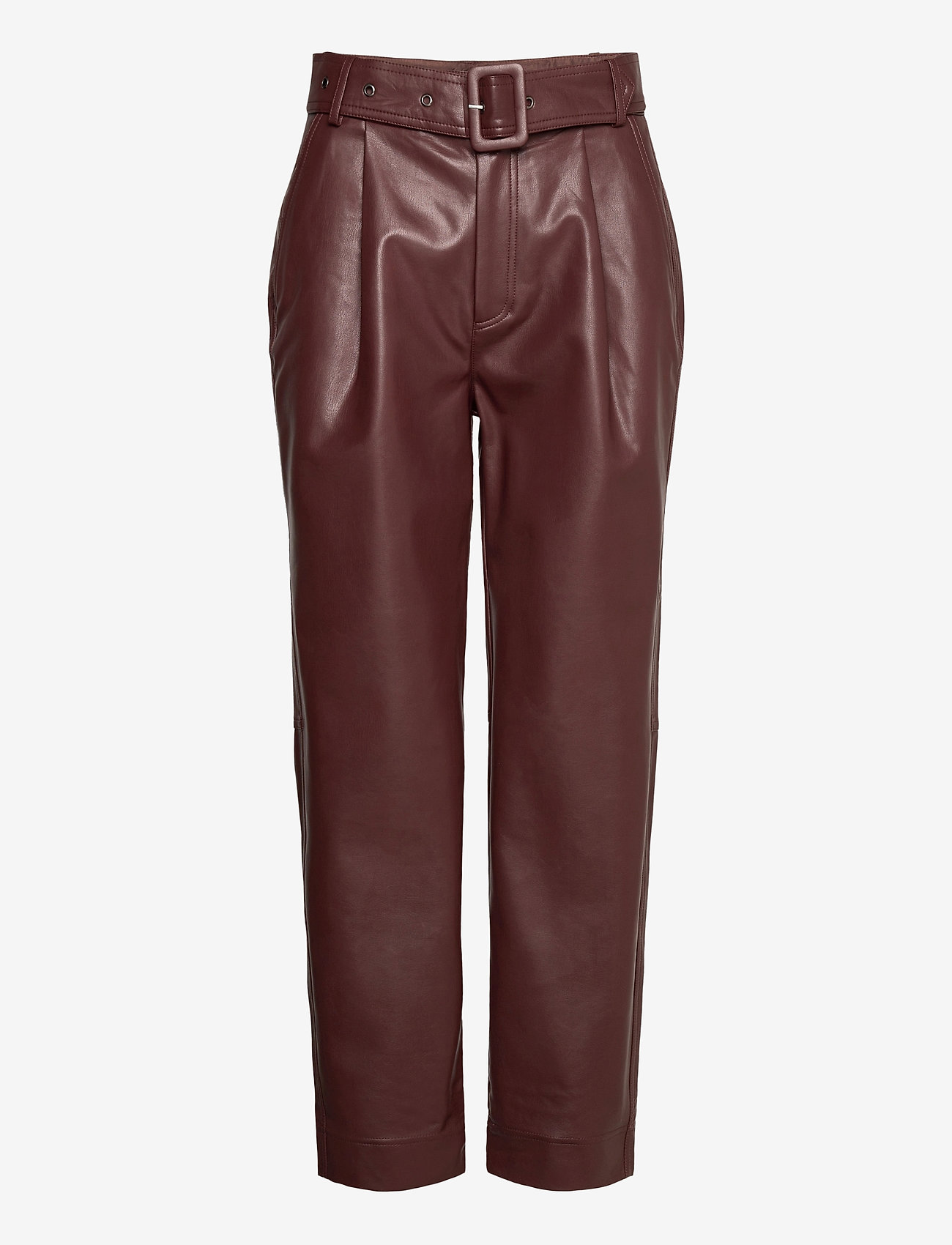 Twist & Tango - Aria Trousers - skinnbyxor - reddish brown - 0