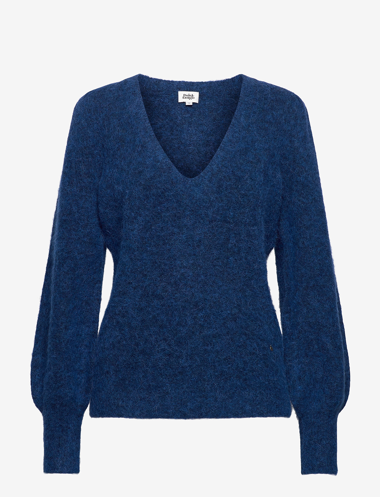 Twist & Tango - Valeria Sweater - jumpers - dk vivid blue - 0