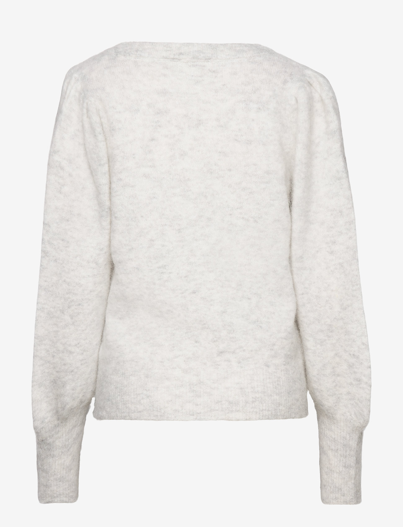 Twist & Tango - Valeria Sweater - tröjor - lt grey - 1