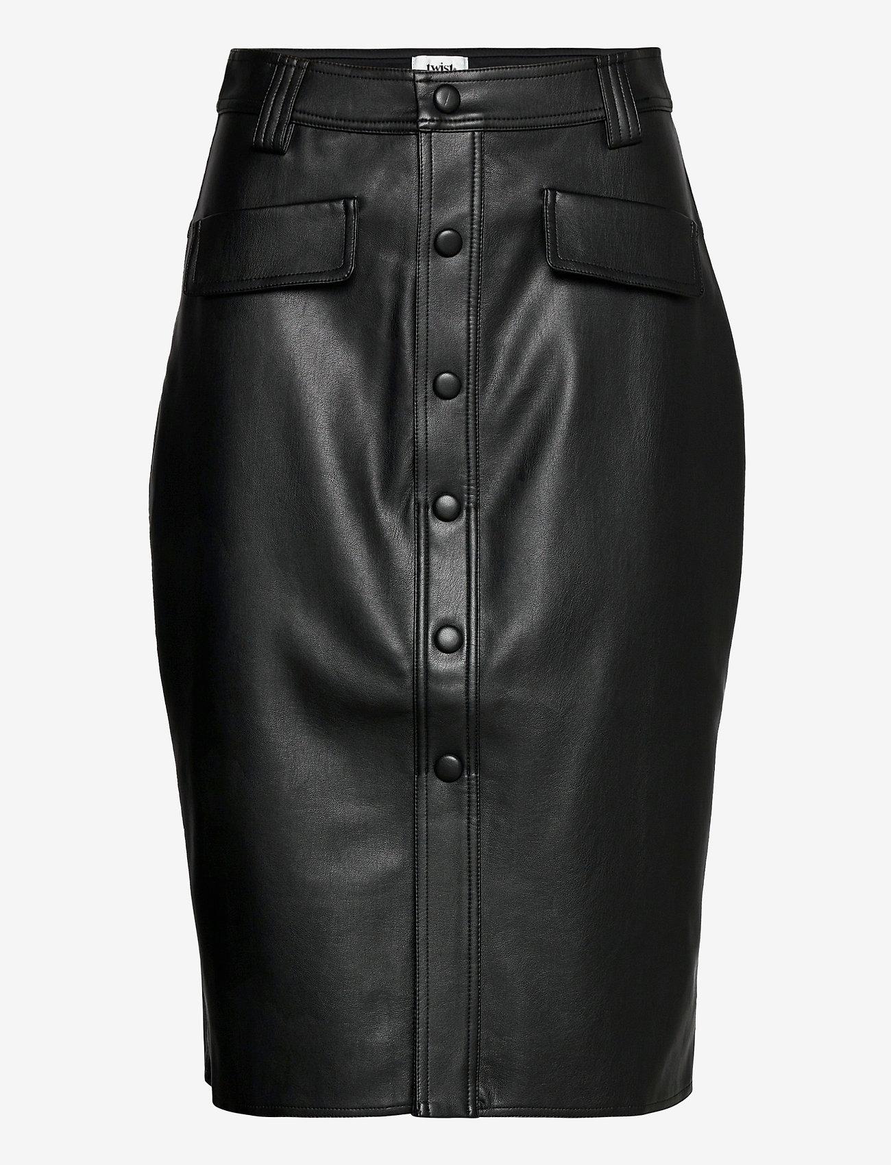 Twist & Tango - Karin Skirt - midi kjolar - black - 0