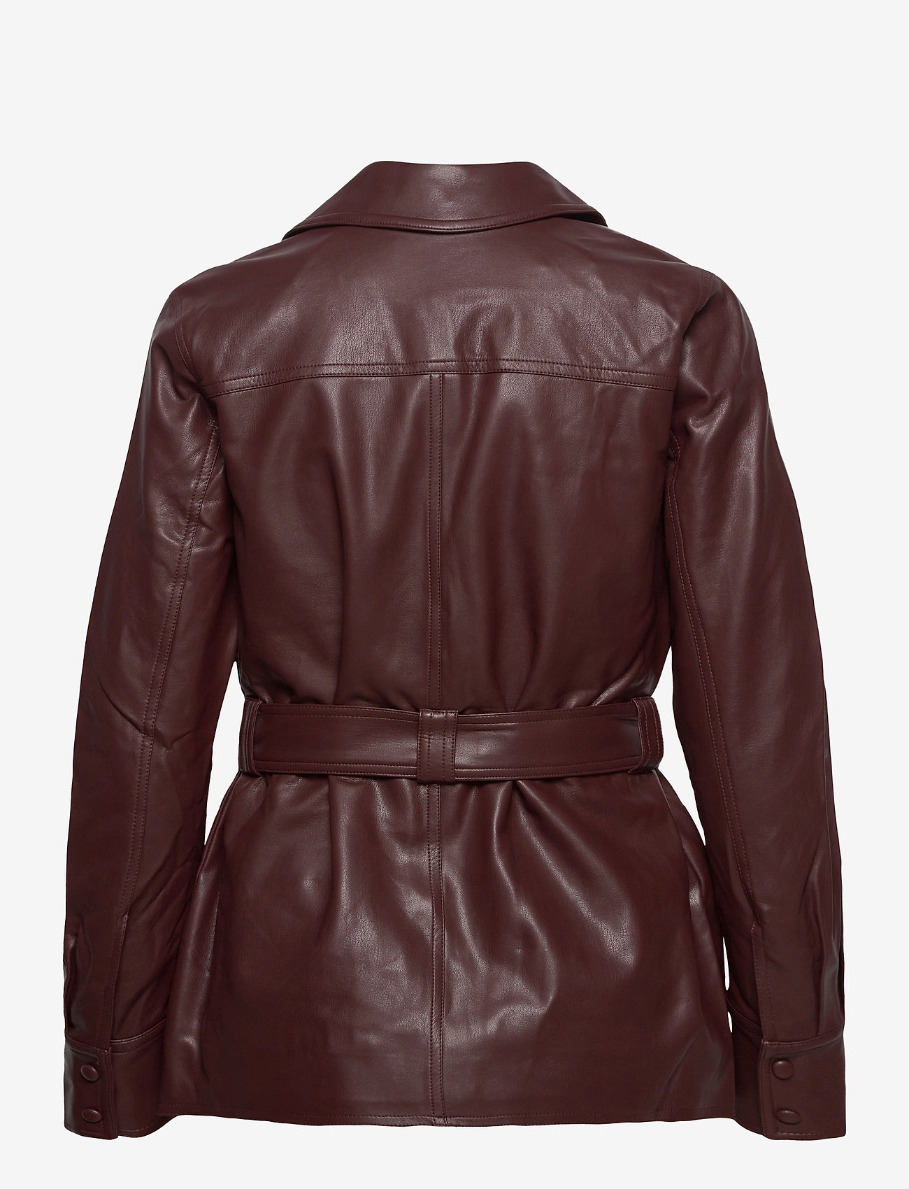 Twist & Tango - Cecilia Jacket - skinnjackor - reddish brown - 1