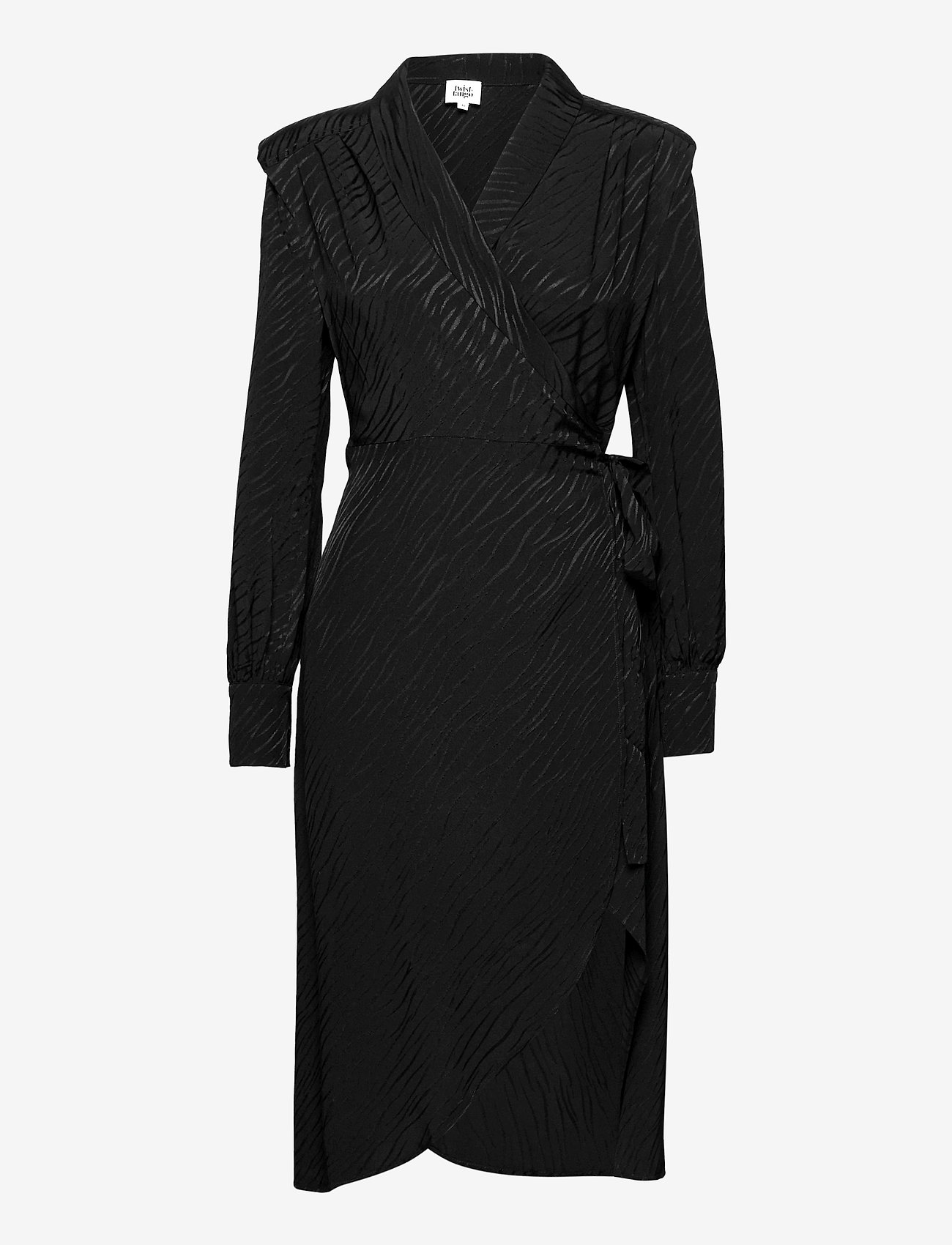 Twist & Tango - Ember Dress - omlottklänningar - black - 0