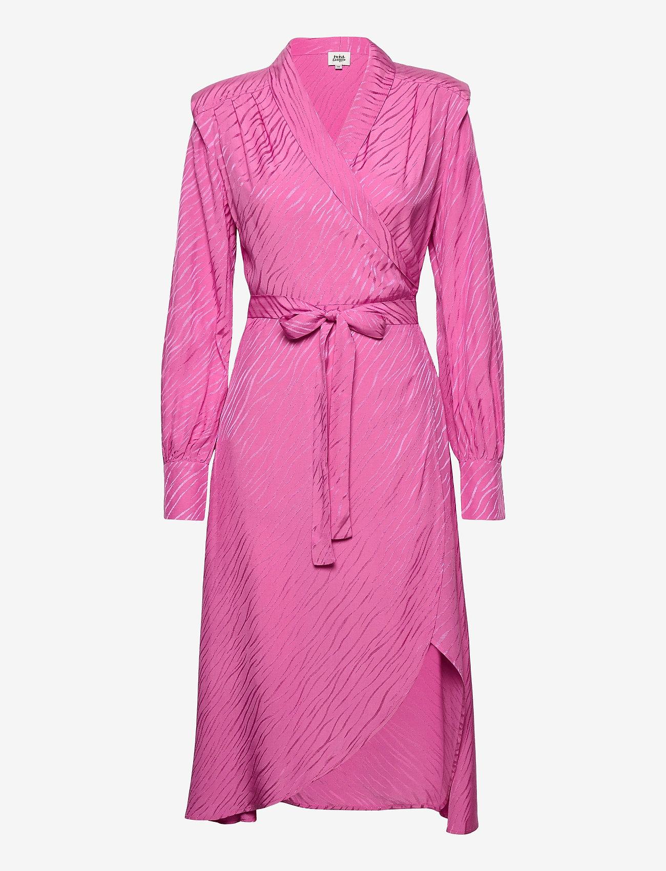 Twist & Tango - Ember Dress - omlottklänningar - vivid pink - 0